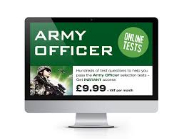 army officer tests questions 2017 how2become com online army officer tests