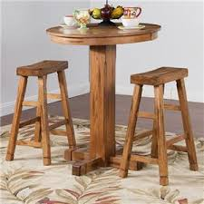 designs sedona table top base: sunny designs sedona  piece bar set with saddle seat stools