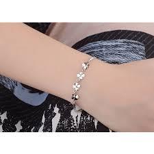 TJP New <b>Fashion 925 Silver</b> Girl Bracelets Jewelry Top Quality ...