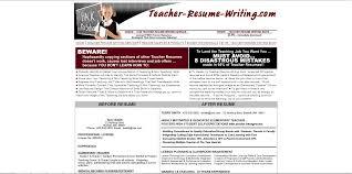 review of teacher resume writing com best resume writing services teacher resume writing com review