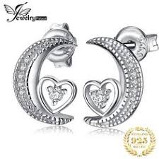 <b>JewelryPalace Princess CZ Engagement</b> Ring 925 Sterling Silver ...