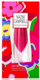 Naomi Campbell <b>Bohemian Garden</b> - <b>Туалетная вода</b> (мини ...