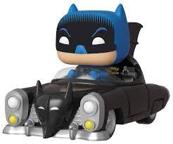 <b>Фигурка Funko POP</b>! <b>Rides</b>: Batman 80th - Бэтмобиль 1950 года ...