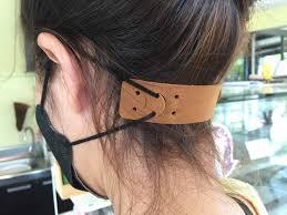 Mask strap <b>holder</b>. <b>Set</b> of 2 | Etsy in 2020 | Fashion <b>face mask</b> ...