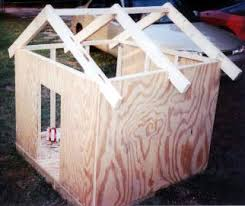 Free Doghouse Plans Guide   Free step by step shed plansFree Doghouse Plans Guide