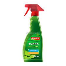 <b>Тоник</b> витаминизированный <b>Bona Forte</b> для <b>листьев</b>, 500 мл ...