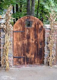 Small Picture Garden Gate Designs Wood Rustic Home design and Decorating
