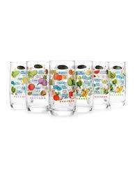 <b>Набор стаканов</b> СМУЗИ 6шт 350мл высокие <b>Luminarc</b> 11791072 ...