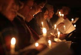 Image result for candlelight christmas eve