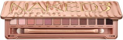 <b>Urban Decay</b> Cosmetics <b>Naked3</b> Eyeshadow Palette | Ulta Beauty