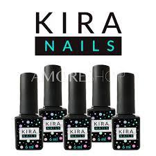 Гель-<b>лаки</b> Kira <b>Nails</b> купить в amoreshop.com.ua