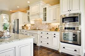 kitchen cabinets with granite countertops: image of white cabinets granite countertops pictures