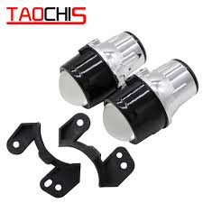Taochis 2.5 inch Bi Xenon projector lens xenon lamp fog lamp ...
