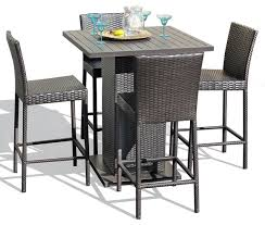 garden furniture patio uamp: patio pub table executive designs with