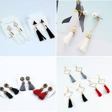 2017 <b>Fashion Vintage Earrings</b> For <b>Women Jewelry</b> Bright Brick ...