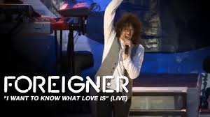 "<b>FOREIGNER</b> ""I Want To Know What Love is"" (<b>live</b>) - YouTube"