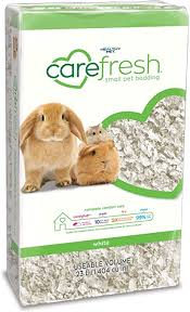 Carefresh 99% Dust-Free White Natural Paper Small ... - Amazon.com