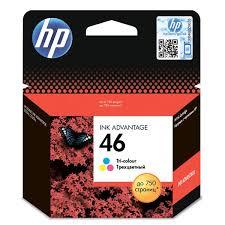 Купить <b>Картридж</b> для струйного принтера <b>HP 46 Tri</b>-<b>Colour</b> Ink ...