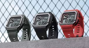 Смарт-<b>часы Huami Amazfit</b> Neo в стиле Casio оснащены ...