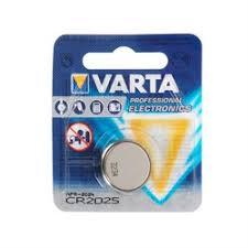 Купить <b>Батарейка VARTA ELECTRONICS CR2025</b> 6025 BL1 в ...