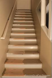 painting basement stairs quick inexpensive way to transform the space before finishing with carpet bedroomknockout carpet basement family