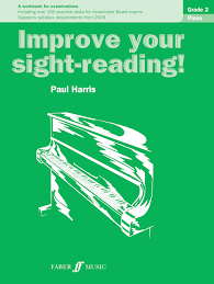 improve your sight reading piano by paul harris