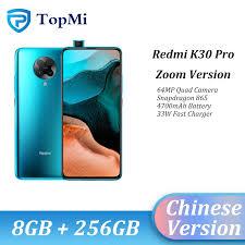 <b>2020 Original Xiaomi</b> Redmi K30 Pro 5G Smartphone 8GB RAM ...