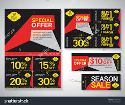 com page flyer design seating chart flyer promotions coupon banner design stock vector 319765925