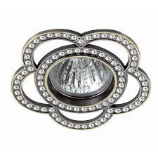 Встраиваемый <b>светильник Novotech</b> Candi 370351 — купить в ...