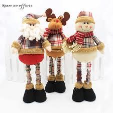 Standing Figures <b>Christmas</b> Decorations <b>for</b> Home <b>Christmas Doll</b> ...
