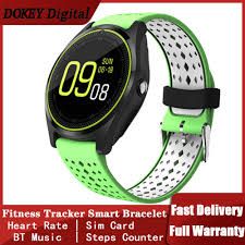 V9 <b>Smart Watch</b> Sim Card Women Men for IPHONE Android Fitness ...