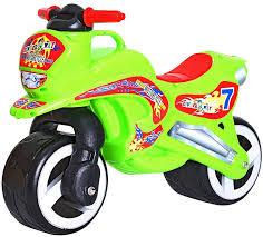 <b>Беговел RT 11-006 Motorcycle</b> Green — цена, купить недорого в ...