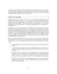 Pharmaceutical Sales Cover Letter