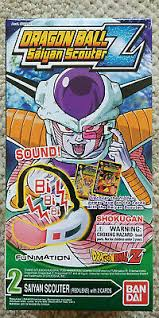 Bandai <b>Dragon Ball Z</b> Saiyan Scouter Red Lens <b>Anime Cosplay</b> ...