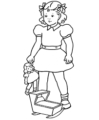 Free Coloring Pages For <b>Kids Girls</b>, Download Free Clip Art, Free ...