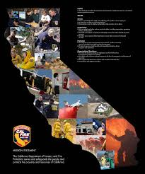 cal fire about us cal fire mission statement poster