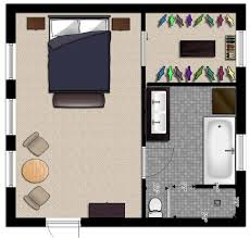 Small Master Bedroom Layout Master Bedroom Addition Floor Plans And Here Is The Proposed