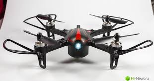 Обзор <b>квадрокоптера MJX Bugs 3</b> Mini — бесколлекторные ...