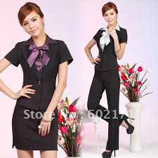 aliexpress mobile global online shopping for apparel phones new fashion summer professional set summer work wear short sleeve pants suits or professional skirt suits 20801 shipping