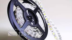 <b>Светодиодная лента 5050 60 LED</b> - YouTube