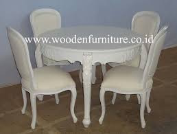 room french style furniture bensof modern: french style dining chair round dining table classic dining room