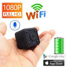 <b>jienuo</b> jn-b001 1080p mini wifi camera home <b>ip camera</b> battery cctv ...