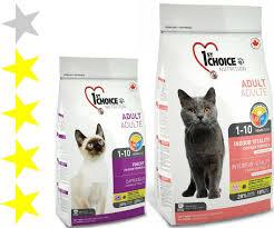 Корм для кошек <b>1st Choice</b>: отзывы и разбор состава - ПетОбзор