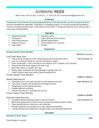 cleaner resume doc mittnastaliv tk cleaner resume 22 04 2017