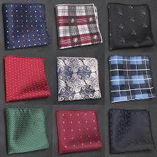 <b>Mens Handkerchief Luxury Jacquard</b> Tie for Men Gifts Paisley ...