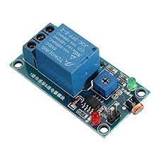 New <b>Photosensitive Resistance Sensor with</b> Relay Module 5V ...