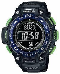 Наручные <b>часы CASIO SGW</b>-<b>1000</b>-<b>2B</b> — купить по выгодной цене ...