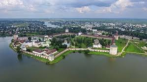 Кирилло-Белозерский монастырь — Википедия