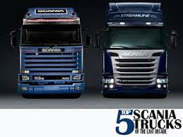 Top Five <b>Scania</b> Trucks from the Last Decade | News