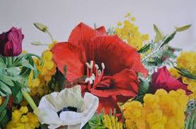 Original <b>Floral Oil Paintings</b> For Sale | Saatchi Art